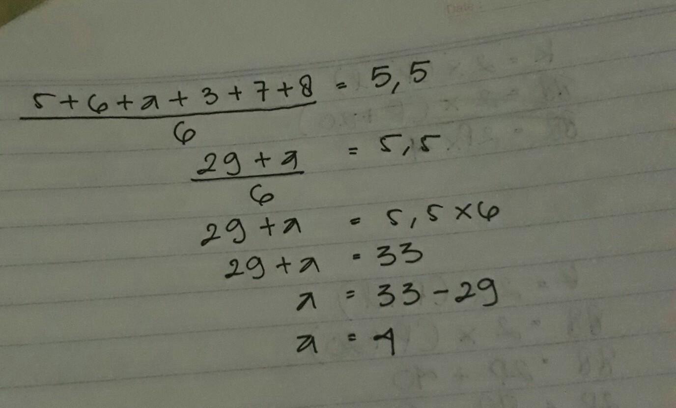 41++ Simpangan kuartil dari 7 4 5 6 information