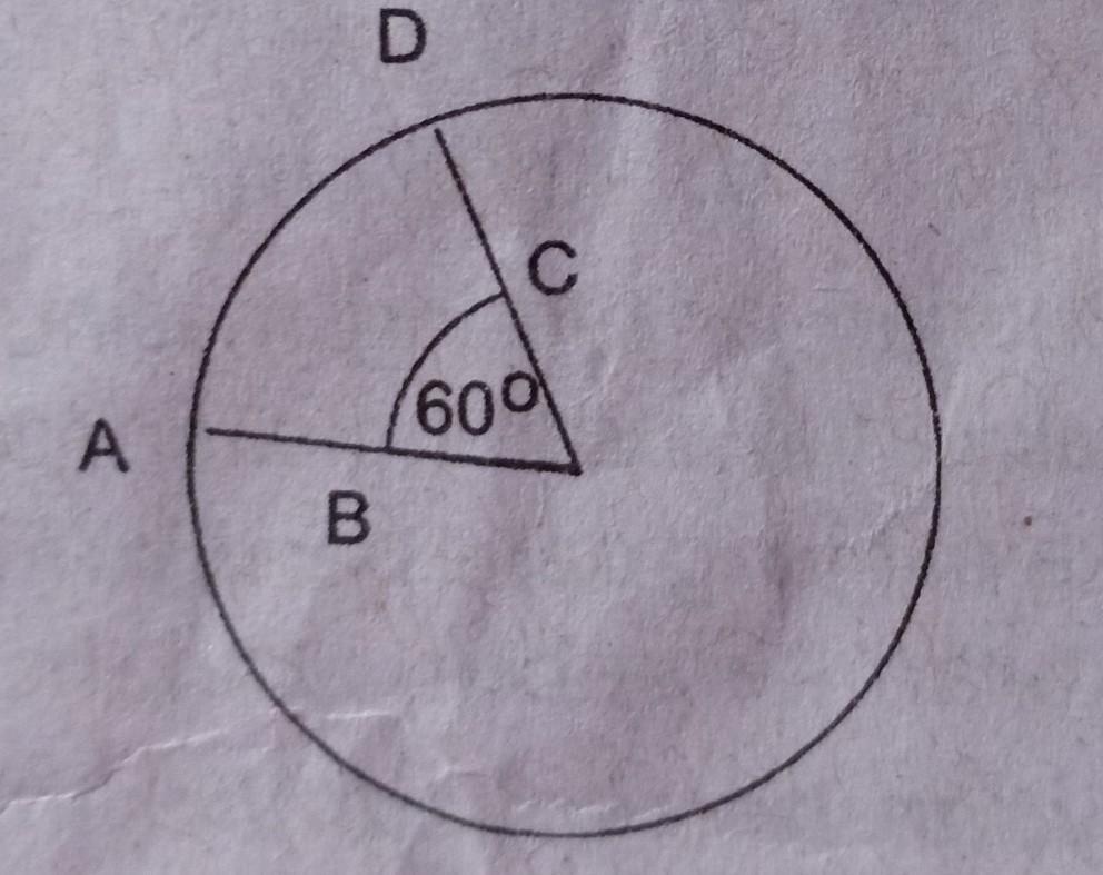 diketahui sebuah lingkaran memiliki ukuran seperti pada ...