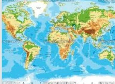 Gambarlah Poster Peta Dunia Menunjukan Lokasi Indonesia Unduh Jpg Gambar