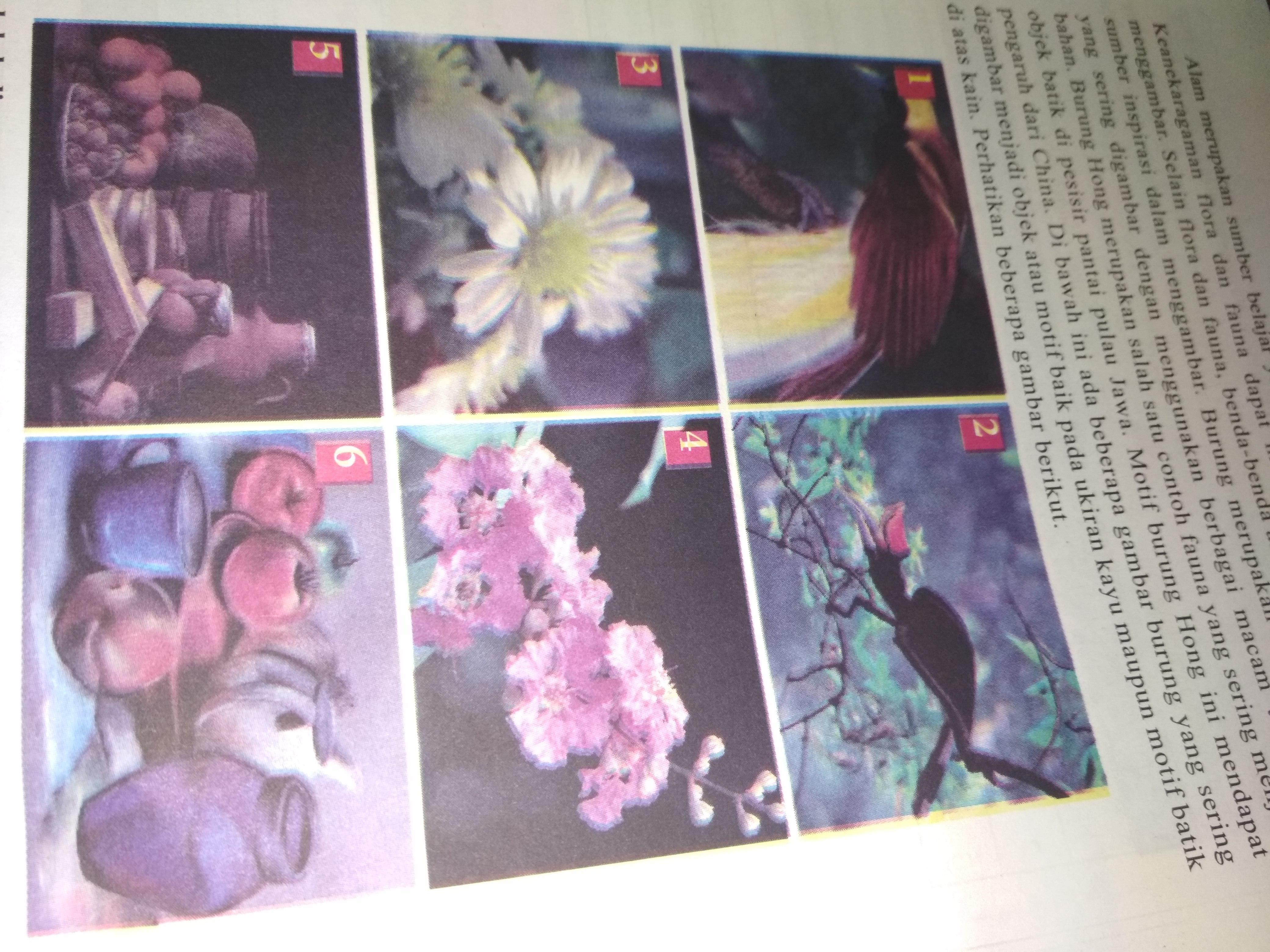 53 Gambar Ukiran Flora Dan Fauna Kekinian