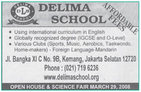 Contoh Iklan Sekolah Dalam Bahasa Inggris Brainly Co Id