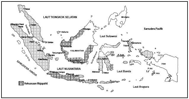 Peta Indonesia Gambar Peta Indonesia Sketsa
