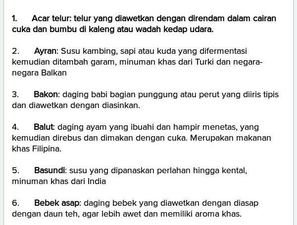 6 Makanan Awetan Bahan Hewani Khas Surabaya Brainly Co Id