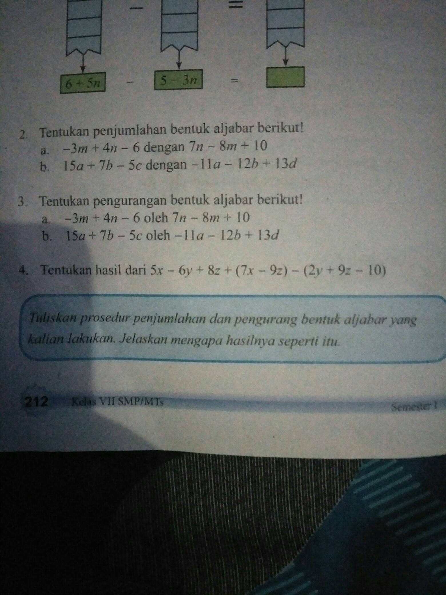 Tugas Bahasa Indonesia Kls 11 Paket Hal 153