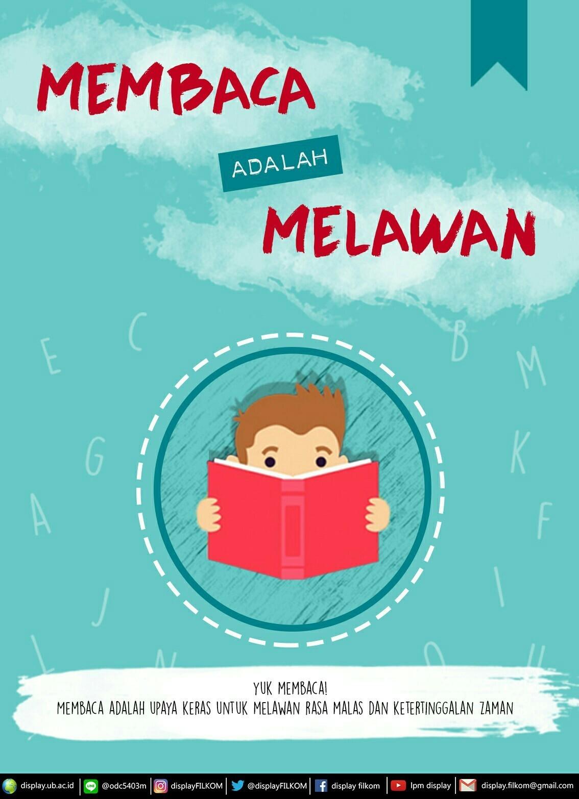 Download 95 Gambar Poster Buku Terbaru Gratis