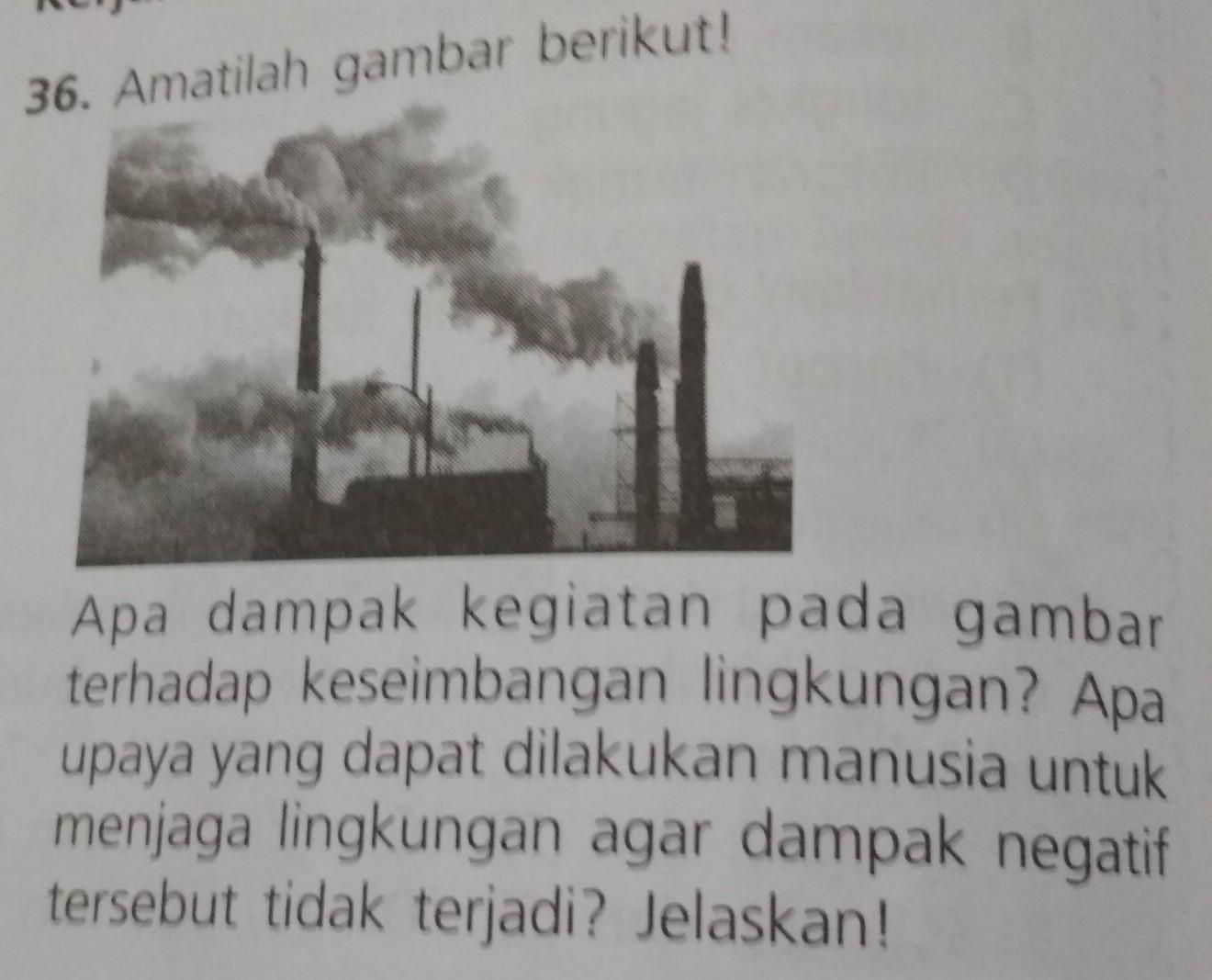 20++ Kegiatan yang menyebabkan ketidakseimbangan lingkungan adalah info