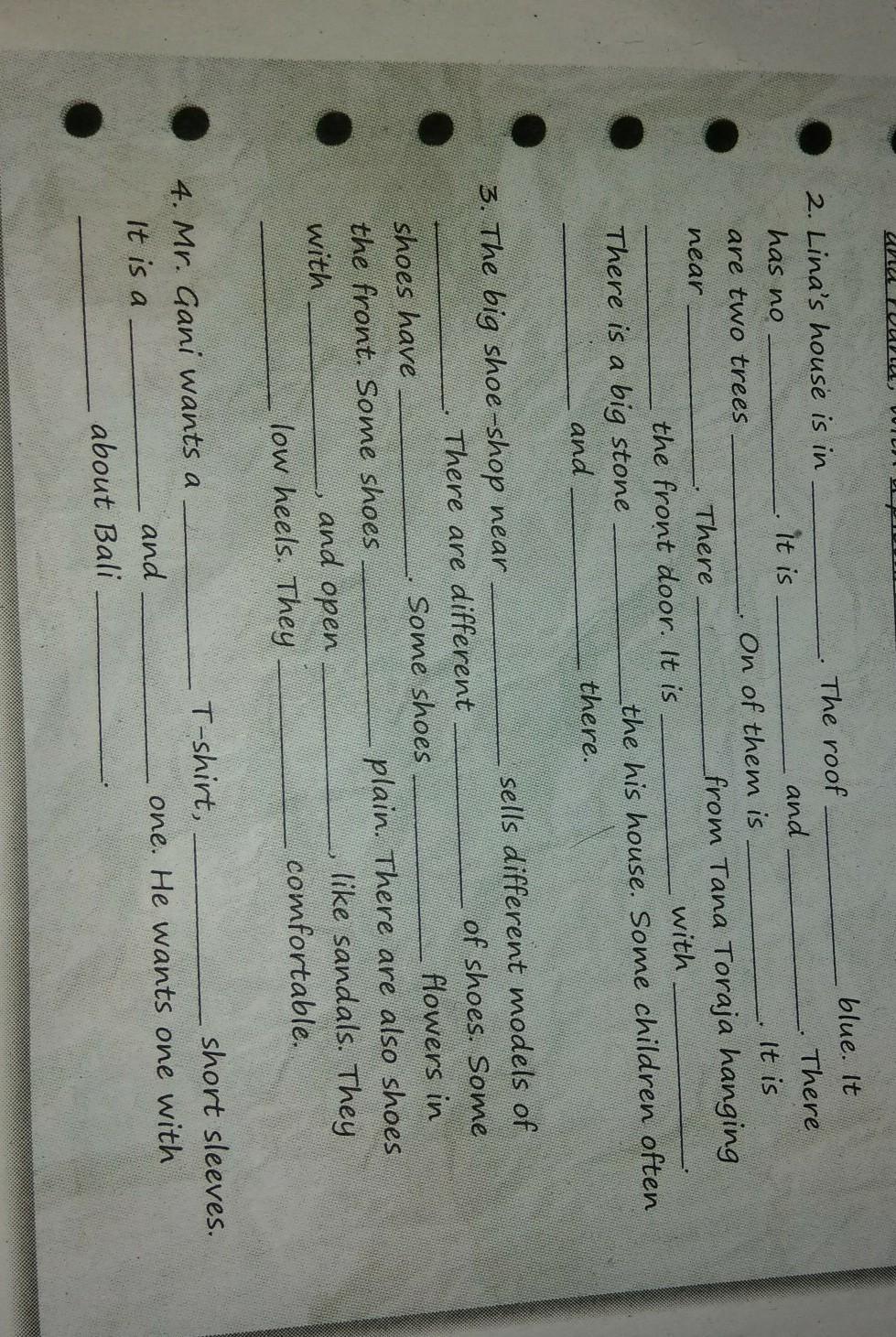 Kunci Jawaban B Inggris Halaman 154 Kelas 7 Smp Brainly Co Id