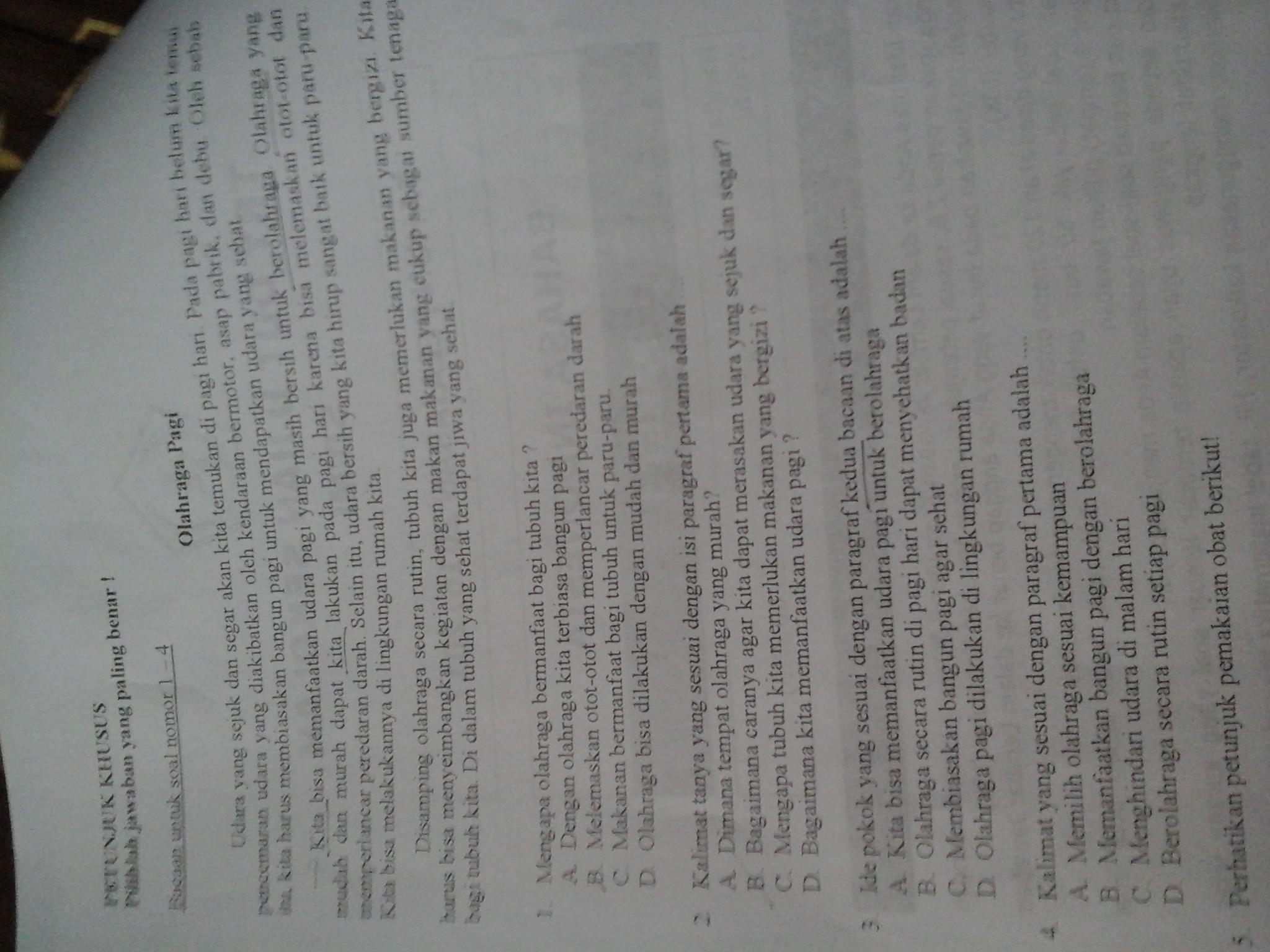 Tolong Jawab Nomor 3 Ya Brainly Co Id